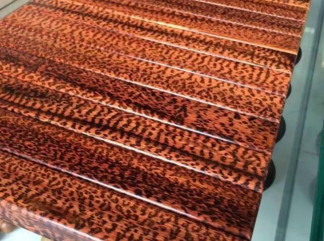 Snakewood planks